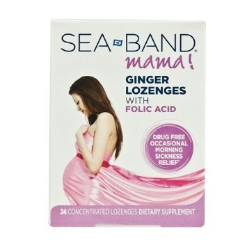 SEA BAND MAMA 24 LOZENGES