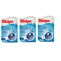 3 x BLISTEX LIP INTENSIVE REPAIR