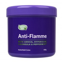 "NATURE""S KISS ANTI-FLAMME CREAM 450GM"