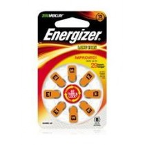 ENERGIZER HEARING AID BATTERIES AZ13 8 PACK