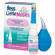FESS LITTLE NOSES 15ml SPRAY + ASPIRATOR