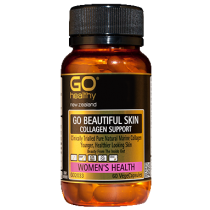 GO HEALTHY GO BEAUTIFUL SKIN COLLAGEN SUPPORT 60 CAPSULES