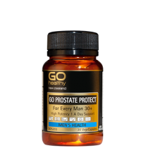 GO HEALTHY GO PROSTATE PROTECT 30 VegeCaps