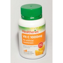 Healtheries VITAMIN C 1000MG 35