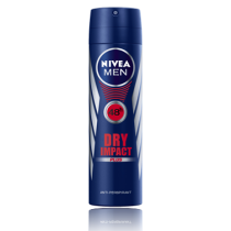 NIVEA MEN DEODORANT AEROSOL DRY 250ML 48HR