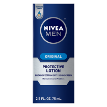 NIVEA MEN ORIGINAL PROTECTIVE MOISTURISING LOTION SPF15 75ML
