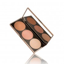 Nude by Nature Contour Highlight 3 x 4g