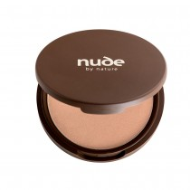 Nude by Nature Mineral Pressed Powder Light/Medium 10g
