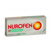 NUROFEN ZAVANCE 256MG 12 TABLETS