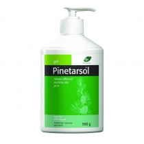 PINETARSOL GEL PUMP 500GM