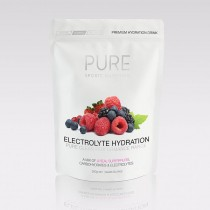 PURE ELECTROYLTE HYDRATION 9 SUPERFRUITS 500g