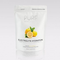 PURE ELECTROYLTE HYDRATION LEMON 500g