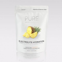 PURE  ELECTROYLTE HYDRATION PINEAPPLE 500g