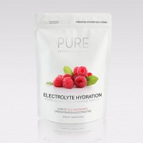 PURE ELECTROYLTE HYDRATION RASPBERRY 500g