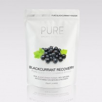 PURE BLACKCURRANT RECOVERY POWDER 200g