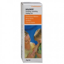 SOLOSITE HYDRATING HEALING GEL 50GM