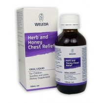 WELEDA HERB & HONEY CHEST RELIEF 100ML