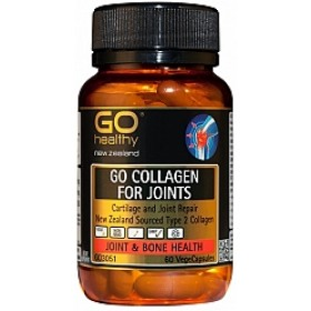 GO HEALTHY GO COLLAGEN FOR JOINTS 60 CAPSULES