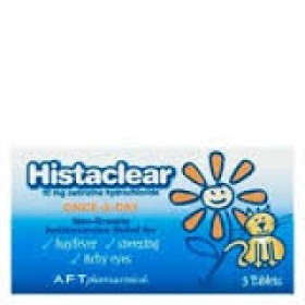 HISTACLEAR 10MG 5 Tablets