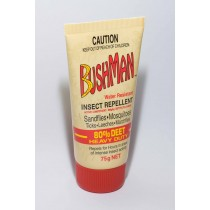 Bushman Heavy Duty 80% DEET 75gm