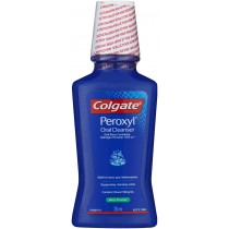 COLGATE PEROXYL ORAL CLEANSER 236ML