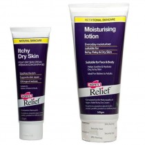 HOPE'S RELIEF DUO, CREAM 60gm & MOISTURISING LOTION 145gm