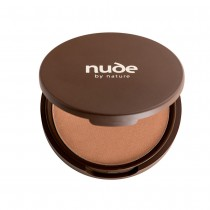 Nude by Nature Mineral Pressed Powder Dark 10g