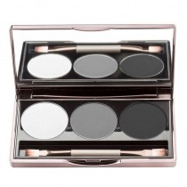 Nude by Nature Smokey Eyeshadow 3x2g